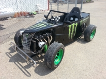 Monster Energy Drink Legend Car